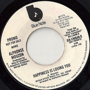 Alphonse Mouzon - Happiness Is Loving You