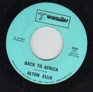 Alton Ellis - Back To Africa