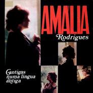 Amália Rodrigues - Cantigas Numa Lingua Antiga