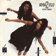 Amazulu - Mony Mony