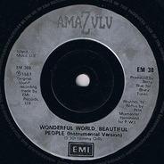 Amazulu - Wonderful World, Beautiful People