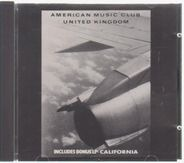 American Music Club - United Kingdom / California