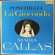 Amilcare Ponchielli , Maria Callas - la gioconda