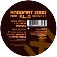 Andomat 3000 Feat. F.l.o. - Quarzy Ep