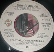 Andraé Crouch - Start All Over Again