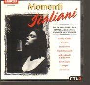 Andrea Bocelli / Giannai Nannini / Zucchero a.o. - Momenti Italiani
