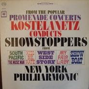 André Kostelanetz, The New York Philharmonic Orchestra - Showstoppers