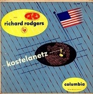 André Kostelanetz And His Orchestra - Music Of Richard Rodgers