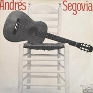 Andres Segovia - Andrés Segovia