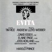 Andrew Lloyd Webber And Tim Rice - Evita: Original London Cast Recording