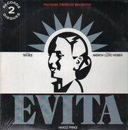 Andrew Lloyd Webber And Tim Rice - Evita: Premiere American Recording