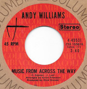 Andy Williams - Music From Across The Way