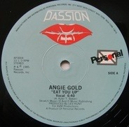 Angie Gold - Eat You Up