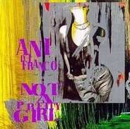 Ani DiFranco - Not a Pretty Girl