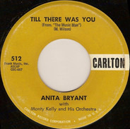 Anita Bryant With Monty Kelly's Orchestra - Till There Was You
