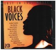 Ann Peebles / The Temptations / King Floyd a.o. - Black Voices