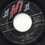 Ann Peebles - I Pity The Fool