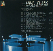 Anne Clark - Wordprocessing (The Remix Project)