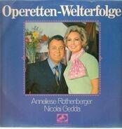 Annelise Rothenberger - Nicolai Gedda - Operetten-Welterfolge