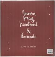 AnnenMayKantereit - Annenmaykantereit & Freunde (live In Berlin)+cd