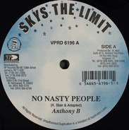 Anthony B / Round Head - No Nasty People / Wall Of Concience