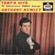Anthony Newley - Tony's Hits