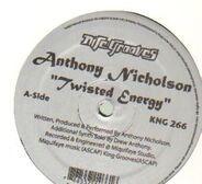 Anthony Nicholson - TWISTED