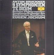Anton Bruckner - 9 Symphonien / Te Deum