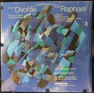"Antonín Dvořák , Günter Raphael - Konzert Für Violine Und Orchester a-moll Op. 53 / ""Jabonah"" Op. 66a"