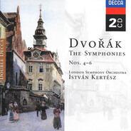 Antonín Dvořák - The Symphonies Nos. 4-6