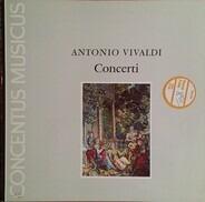 Antonio Vivaldi - Concentus Musicus Wien , Nikolaus Harnoncourt - Concerti