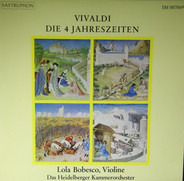 Vivaldi (Zukerman) - Die 4 Jahreszeiten