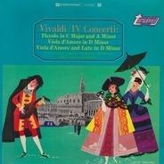 Antonio Vivaldi / Jörg Faerber/ Gunter Lemmen, Anton Stingl - IV Concerti