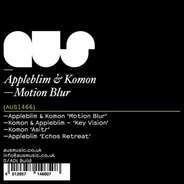 Appleblim & Komon - Motion Blur