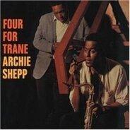 Archie Shepp - Four For Trane (Impulse Master Sessions)