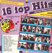 Aretha Franklin, Status Quo, Run-D.M.C. - Club Top 13 - 16 Top Hits