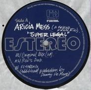 Aricia Mess - Super Legal