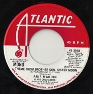 Arif Mardin - Theme From Brother Sun, Sister Moon