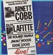 Arnett Cobb / Guy Lafitte - Live In France