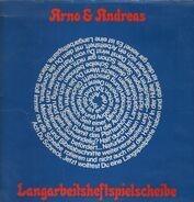 Arno & Andreas - Langarbeitsheftspielscheibe