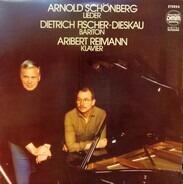 Arnold Schoenberg / Dietrich Fischer-Dieskau / Aribert Reimann - Lieder