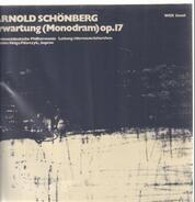 Arnold Schoenberg - Nordwestdeutsche Philharmonie , Hermann Scherchen , Helga Pilarczyk - Erwartung (Monodram) Op. 17
