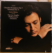 Arnold Schoenberg - Chamber Symphony Op. 9 / Variations Op. 31