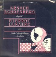 Schoenberg - conducts Pierre Lunaire with E. Stiedry-Wagner, Recitation