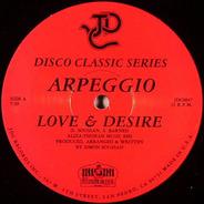 Arpeggio / French Kiss - Love & Desire / Panic
