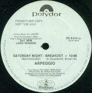 Arpeggio - Saturday Night - Breakout