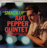 Art Pepper Quintet - Smack Up