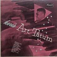 Art Tatum - Here's Art Tatum