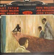 Art Tatum, Teddy Wilson, Fats Waller - Chairmen Of The Board