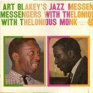 Art Blakey - Art Blakey's Jazz Messengers with Thelonious Monk